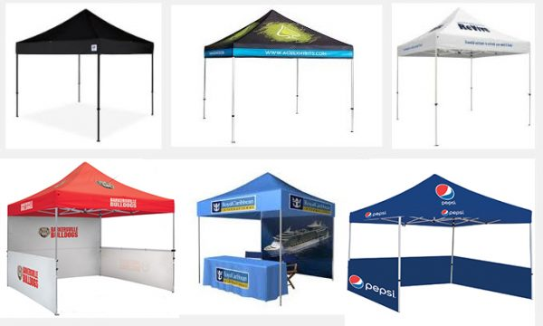 Event Tents - Cumberland Signs & Designs